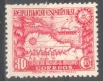 Stamps Spain -  ESPAÑA 694 EXPEDICION AL AMAZONAS