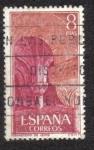 Sellos del Mundo : Europa : España : Monasterio de Leyre
