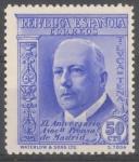 Stamps Spain -  ESPAÑA 704 XL ANIVERSARIO ASOCIACION DE LA PRENSA
