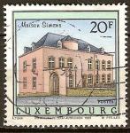 Sellos del Mundo : Europa : Luxemburgo : Simons Casa (ahora Ministerio de Agricultura).