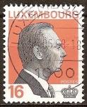 Sellos del Mundo : Europa : Luxemburgo : El Gran Duque Juan.