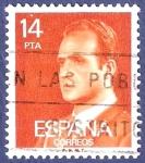 Stamps Spain -  Edifil 2650 Serie básica Juan Carlos I 14