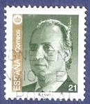 Sellos de Europa - España -  Edifil 3467 Serie básica 3 Juan Carlos I 21