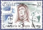 Sellos de Europa - España -  Edifil 2674 Santa Teresa de Ávila 33