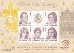 Stamps : Europe : Spain :  FAMILIA REAL ESPAÑOLA   venta  (6)