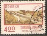 Stamps China -  CARRETERA   Y   MAPA