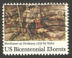 Stamps United States -  1170 - II centº de la Independencia, batalla de Oriskany