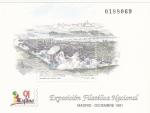 Sellos de Europa - España -   EXPOSICIÓN FILATÉLICA NACIONAL-  (6)