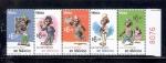 Stamps of the world : Mexico :  La caricatura en México: Memín Pinguín