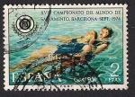 Stamps Spain -  XVIII Campeonatos M. Salvamento Acuatico
