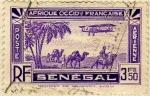 Stamps Africa - Senegal -