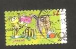 Sellos de Europa - Alemania -  Ilustración