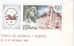 Stamps : Europe : Spain :  ESPAMER-80  venta   (6)