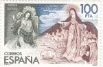 Stamps : Europe : Spain :  VIRGEN QUITEÑA-VIRGEN DE LOS MAREANTES -venta-   (6)