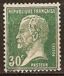 Sellos del Mundo : Europa : Francia : Louis Pasteur(Químico).
