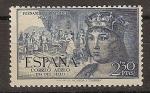 Sellos de Europa - España -  ESPAÑA SEGUNDO CENTENARIO Nº 1115 ** 2,30P AZUL OSCURO FERNANDO EL CATOLICO.