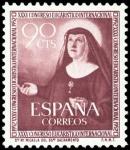 Sellos de Europa - España -  ESPAÑA SEGUNDO CENTENARIO Nº 1116 ** 80C CARMIN OSCURO CONGRESO EUCARISTICO