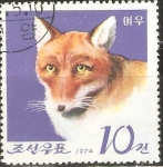 Stamps North Korea -  ZORRO