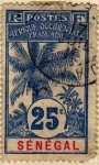 Stamps Africa - Senegal -