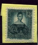 Stamps Spain -  Cifras y Personajes. María Pineda