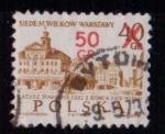 Sellos del Mundo : Europa : Polonia : 2041 Sobrecargado