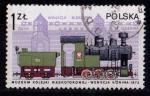 Sellos de Europa - Polonia -  2371-Historia de las comunicaciones por ferrocarril