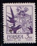 Sellos de Europa - Polonia -  2139- Flores