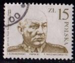 Sellos de Europa - Polonia -  General Walter