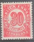 Sellos de Europa - España -  ESPAÑA 750 CIFRAS