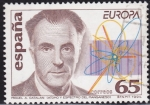 Stamps : Europe : Spain :  MIguel Angel Catalan