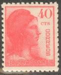 Stamps Spain -  ESPAÑA 751 ALEGORIA DE LA REPUBLICA