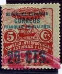 Stamps Europe - Spain -  Consejo Interprovincial de Asturias y Leon
