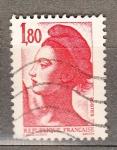 Sellos de Europa - Francia -  Liberté de Gandon (262)
