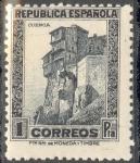 Sellos de Europa - España -  ESPAÑA 770 MONUMENTOS Y AUTOGIRO