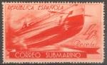 Stamps Spain -  ESPAÑA 777 CORREO SUBMARINO