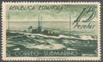 Stamps Spain -  ESPAÑA 780 CORREO SUBMARINO