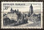 Sellos del Mundo : Europa : Francia :  Bontemps Chateau, en Arbois, Jura.