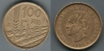 monedas de Europa - España -  FAO  50 aniversario