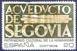 Stamps Spain -  Edifil 3040 Acueducto de Segovia