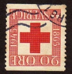 Stamps : Europe : Sweden :  Cruz Roja