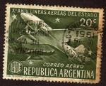 Stamps : America : Argentina :  L.A.D.E