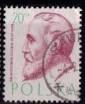 Sellos de Europa - Polonia -  894 Médicos polacos
