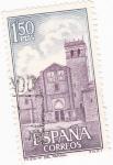 Sellos de Europa - España -  MONASTERIO;DE SANTA MARÍA DEL PARRAL   (6)