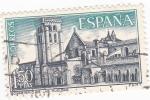 Sellos de Europa - España -  MONASTERIO DE'LAS HUELGAS   (6)
