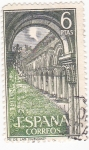 Stamps : Europe : Spain :  MONASTERIO DE LAS HUELGAS   (6)