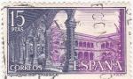 Stamps Spain -  MONASTERIO DE SANTO TOMÁS.AVILA   (6)