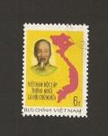 Sellos de Asia - Vietnam -  Unificación Vietnam