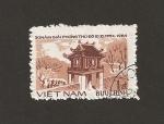 Stamps Vietnam -  Templete