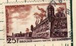 Sellos de Europa - Francia -  Brouage