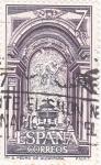 Stamps Spain -  MONASTERIO DE SAN PEDRO DE ALCANTARA (6)